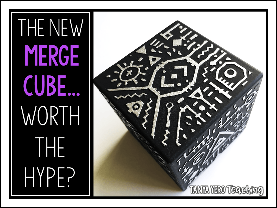 The New Merge Cube…Worth the Hype?