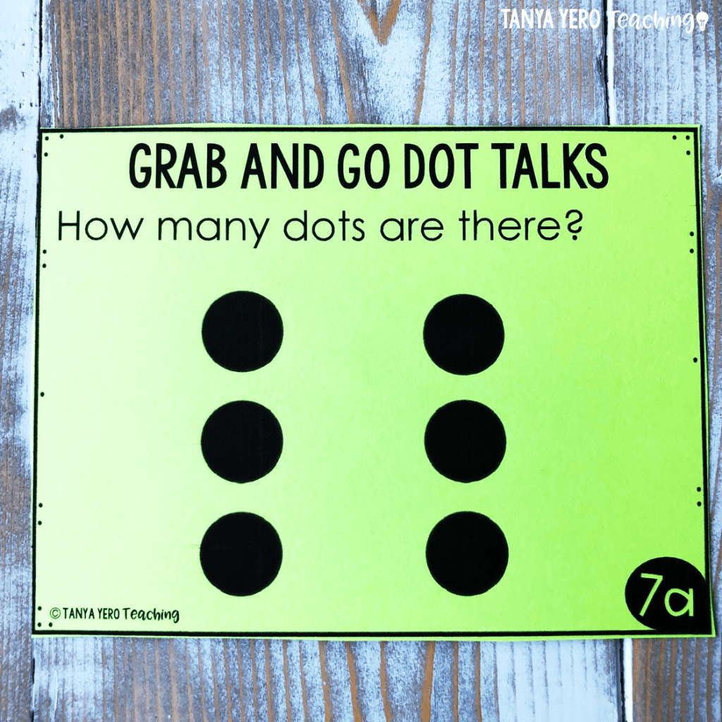 How To Implement Dot Talks In Your Classroom Tanya Yero Teaching