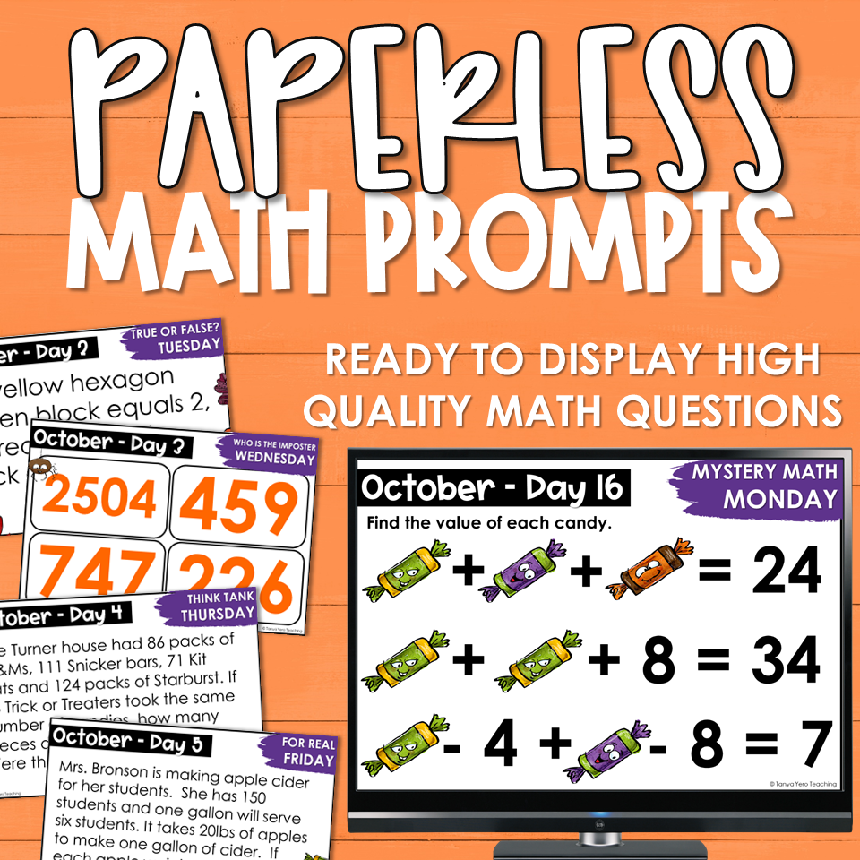 paperless-math-prompts